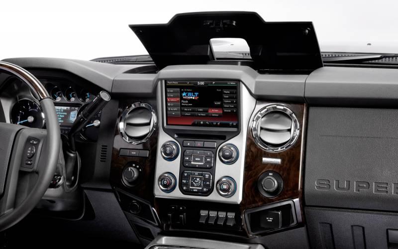Ford F 550 For Sale >> Dash Cover - Ford Super Duty F250 F350 F450 F550 *With Storage Box 2013-2016