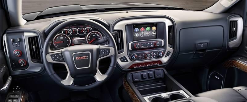 Dash Cover - GMC Sierra 2500 3500 Pickup 2015-2018