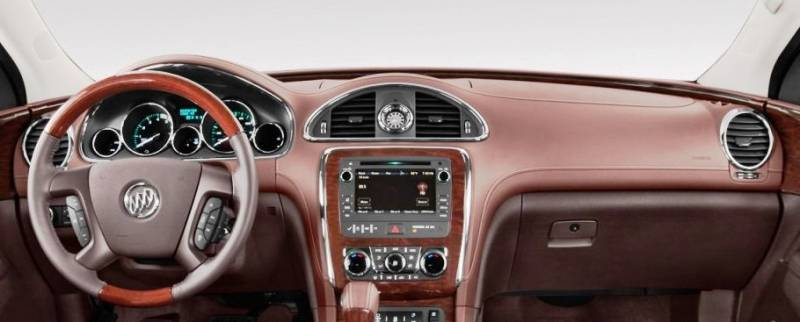 Dash Cover - Buick Enclave 2013-2017