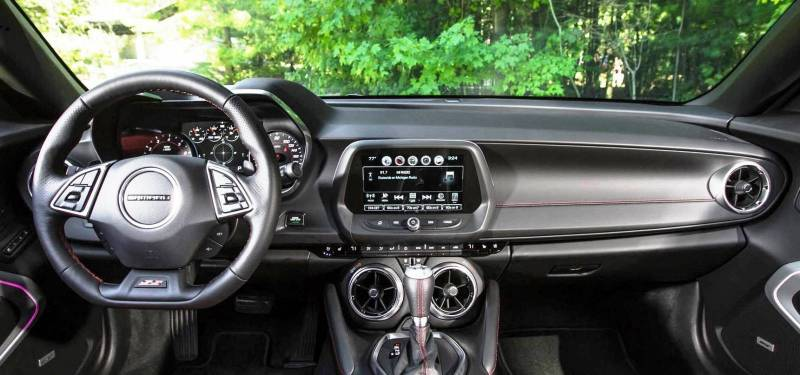 Dash Cover Chevrolet Camaro 2016 2018