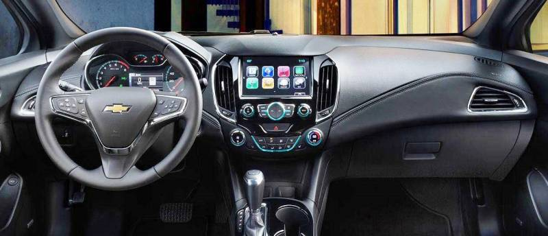 Dash Cover Chevrolet Cruze 2016 2018