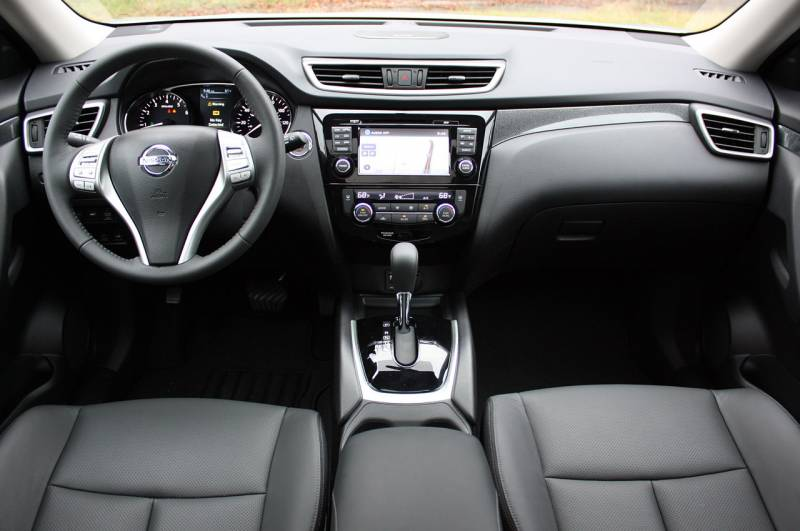 Nissan Rogue 2014-2015 (NOT Rogue Select!) - DashCare Dash ...