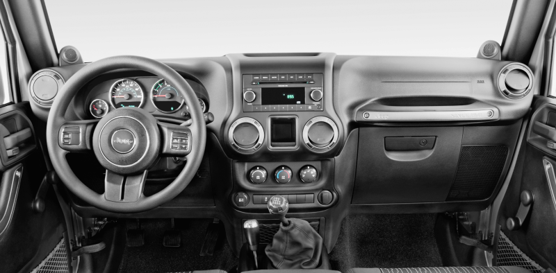 Dash Cover Jeep Wrangler Jk 2018 Old Style With Tower