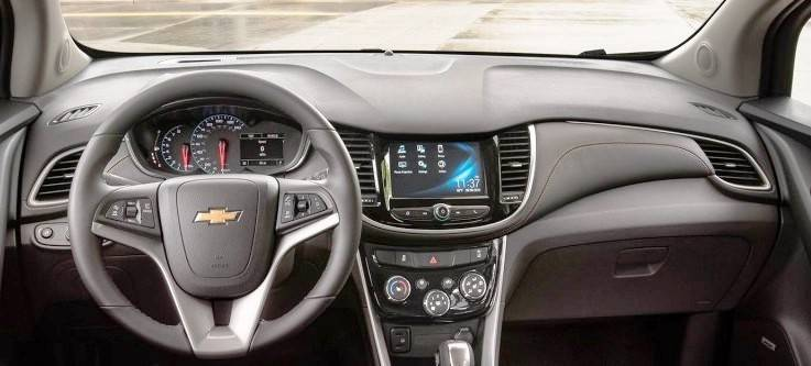 Dash Cover - Chevrolet Trax 2017-2019