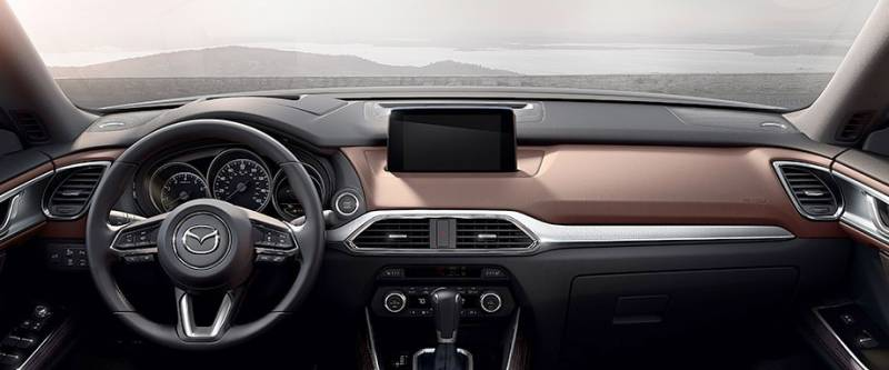 Mazda Cx 9 >> Dash Cover - Mazda CX-9 2016-2019 No HUD