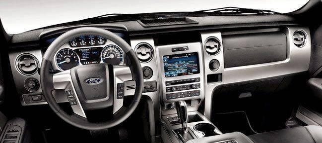 Ford F150 Pickup 2009-2014 - DashCare Dash Cover