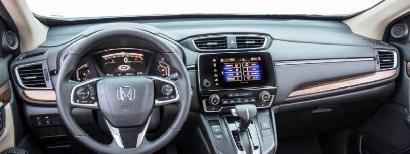Dash Cover - Honda CR-V 2017-2018