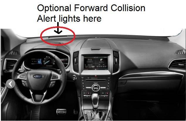 dash cover ford edge
