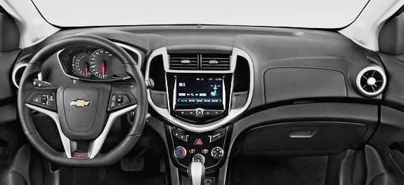Dash Cover - Chevrolet Sonic 2017-2018 Single Display Version!