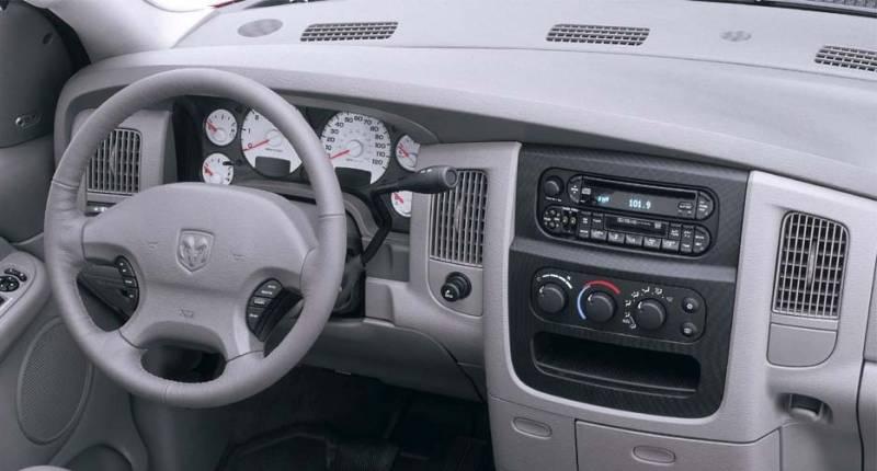 Dash Cover - Dodge Ram 1500 Pickup 2002-2005