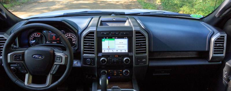 2018 Ford F150 Colors >> Dash Cover - Ford F150 Pickup 2018 * With B&O Raised Center Speaker!