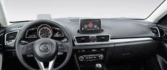 Dash Cover - Mazda 3 2014-2018