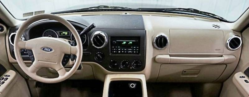 Build Your Own Ford >> Dash Cover - Ford Expedition 2003-2006