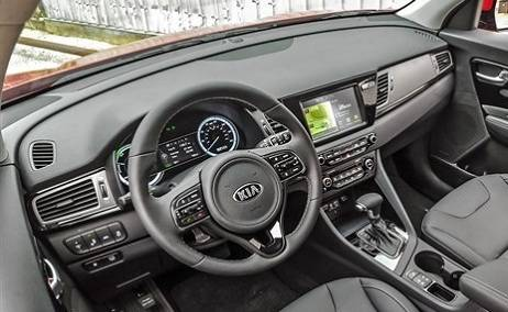Kia Niro Dash Cover Additional Images Sku