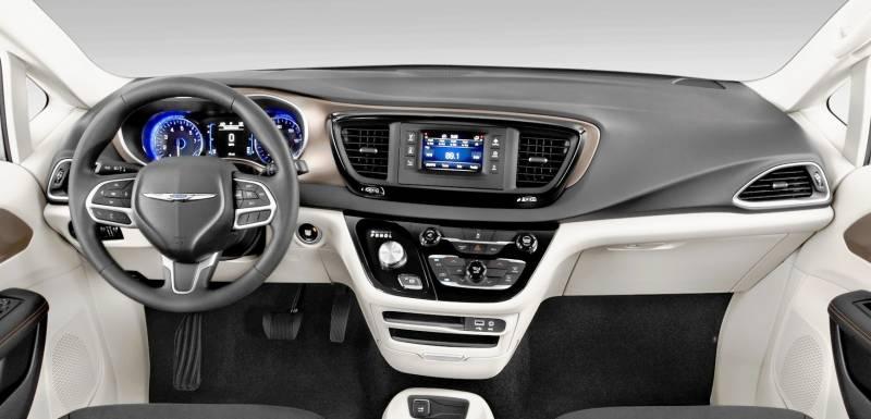 Dash Cover Chrysler Pacifica 2017 2018 Non Hybrid Models