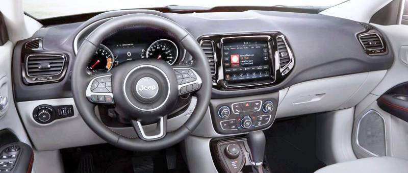 2017 Jeep Compass For Sale >> Dash Cover - Jeep Compass 2017-2018