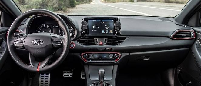 Dash Cover - Hyundai Elantra GT (Hatchback) 2018-2019