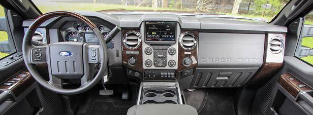 Dash Cover Ford Super Duty F250 F350 F450 F550 With