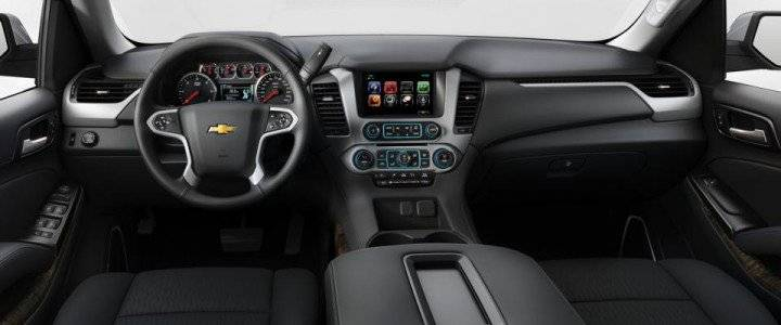 Dash Cover - Chevrolet Suburban 2015-2019