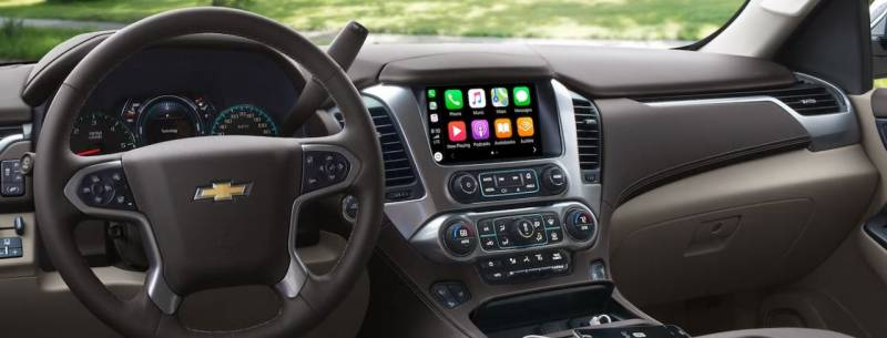 Dash Cover - Chevrolet Tahoe 2015-2019