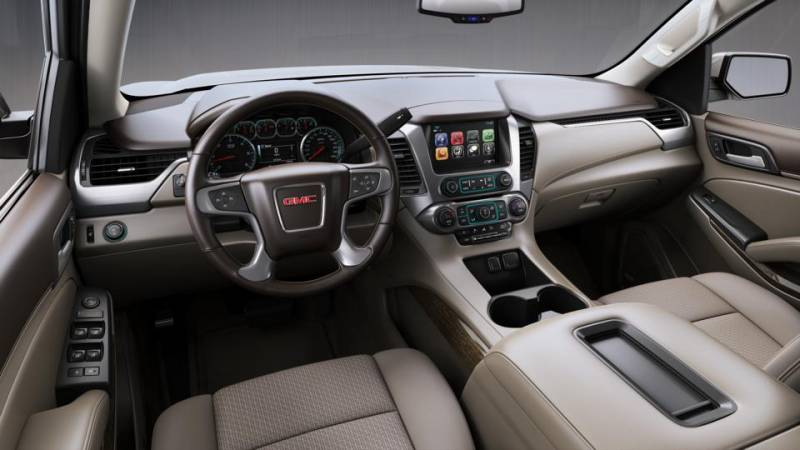 Dash Cover - GMC Yukon & Yukon XL 2015-2019