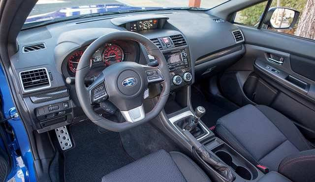 Build Your Own Subaru >> Dash Cover - Subaru WRX 2015-2019