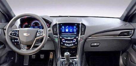 2013 Cadillac Ats For Sale >> Cadillac ATS 2013-2015 - DashCare Dash Cover