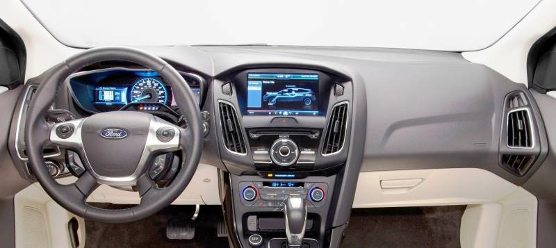 Ford Focus 2012 2018 Dashcare Dash Cover