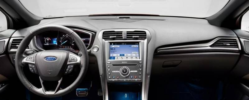 2013 Ford Fusion For Sale >> Ford Fusion 2013-2019 - DashCare Dash Cover