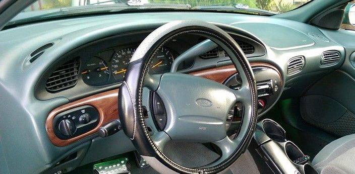 Ford Taurus 1996 1999 Shifter On Steering Column Dashcare Dash Cover