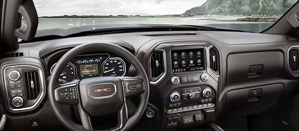 2019 GMC Sierra 1500 Pickup - DashCare Dash Cover