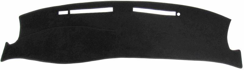 Cadillac Seville 1993-1995 Brushed Suede Dash Board Cover Mat Charcoal Grey