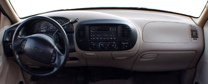 Dash Cover Ford F150 F250 1997 1998 Quot New Style Quot