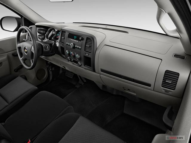 Dash Cover - GMC Sierra Pickup 2007-2013 (A/C Vents On ...