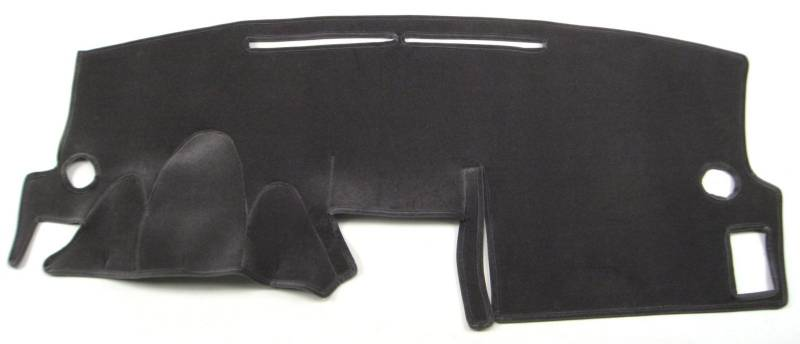 BLACK Fits  2005-2010  TOYOTA  SCION  TC  DASH COVER MAT DASHBOARD PAD