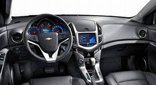 Dash Cover Chevrolet Cruze 2011 2012 Lower Display