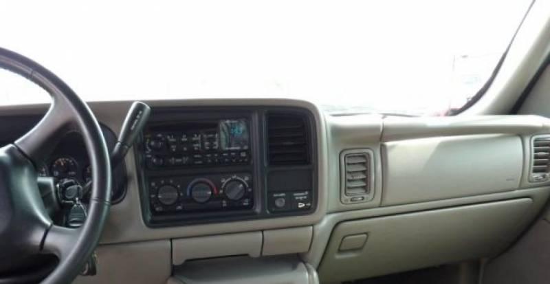 "Dash Cover - GMC Sierra Pickup 2007 ""Classic"""