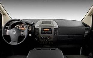 Dash Cover Nissan Titan 2004 2015 With Small Display