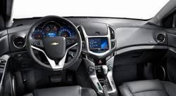 DashCare by Seatz Mfg - Dash Cover - Chevrolet Cruze 2011 - 2012 * Lower Display Screen Version!