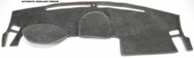 DashCare by Seatz Mfg - Dash Cover - Kia Soul 2010-2013