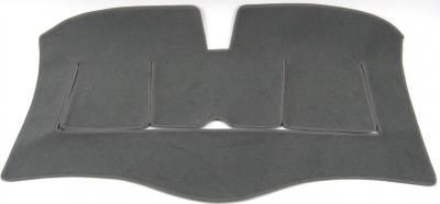 DashCare by Seatz Mfg - Mercedes E320 E420 E500 1986-1995 - DashCare Rear Deck Cover