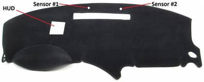 Pontiac Gran Prix with HUD