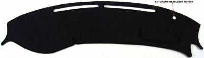 DashCare by Seatz Mfg - Dash Cover - Lexus SC 430 2002-2010