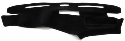 DashCare by Seatz Mfg - Dash Cover - BMW 6 Series 1977-1989