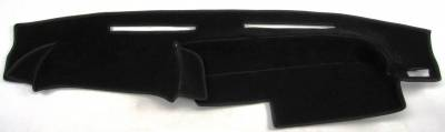 DashCare by Seatz Mfg - Ford Mustang 1987-1993 -  DashCare Dash Cover