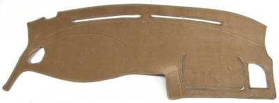 DashCare by Seatz Mfg - Dash Cover - Mazda 626 1998-2002