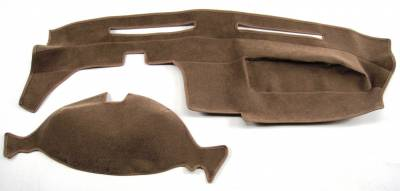 DashCare by Seatz Mfg - Dash Cover - Ford Probe 1989-1992