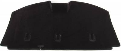 DashCare by Seatz Mfg - Rear Deck Cover - Kia Optima 2011- 2015