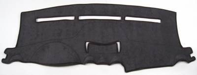 DashCare by Seatz Mfg - Dash Cover - Ford Transit Connect Van 2010-2013