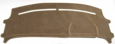 DashCare by Seatz Mfg - Dash Cover - Honda Oddyssey 1996-1998